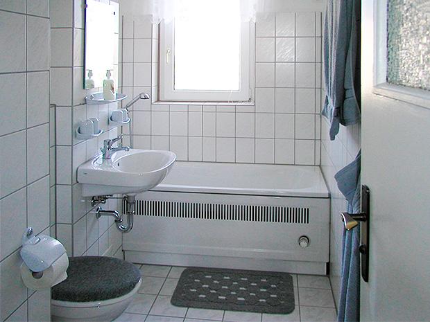 WG Aufbau Merseburg Bad von Gästewohnung in Merseburg West