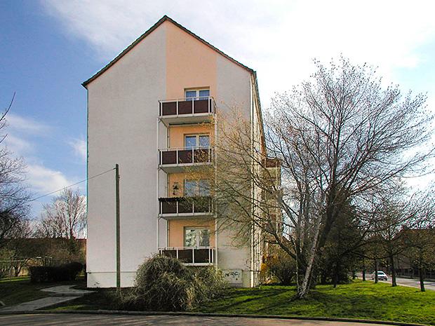 WG Aufbau Merseburg Gästewohnung in Merseburg West