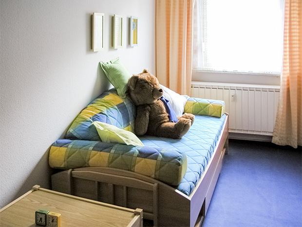 WG Aufbau Merseburg Kinderzimmer Gästewohnung in Merseburg