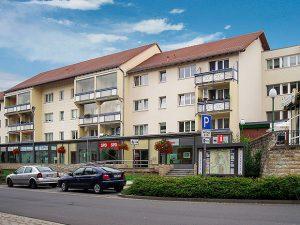 WG Aufbau Merseburg Gewerbeobjekte im Zentrum von Merseburg