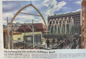 Mitteldeutsche Zeitung vom 17.03.2021
