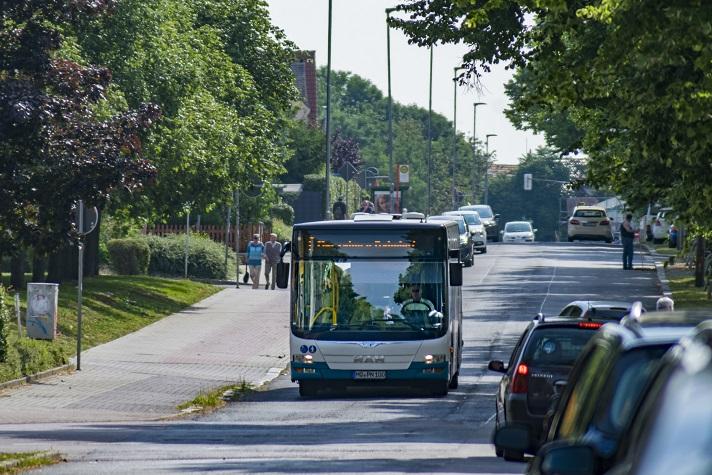 WG Aufbau Merseburg Wohngebiet mit guter Verkehrsanbindung