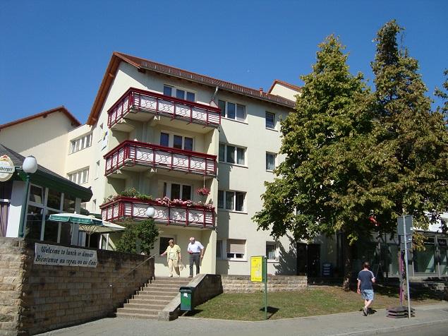 WG Aufbau Merseburg Wohnungen in der Stadtmitte von Merseburg
