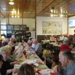 WG Aufbau Merseburg Adventskaffeetrinken in Merseburg 9