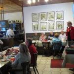 WG Aufbau Merseburg Adventskaffeetrinken in Merseburg 13
