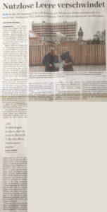 Mitteldeutsche Zeitung vom 27.01.2019