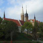 WG Aufbau Merseburg Schloss Merseburg