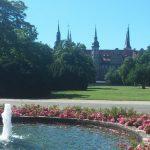 WG Aufbau Merseburg Schlossgarten Merseburg