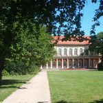 WG Aufbau Merseburg Schlossgartensalon Merseburg